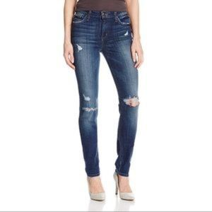Joe's Jeans High Rise Skinny Jean in RiRi